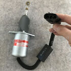 4946639 Fuel Shut Off Solenoid 3935649 12V for Cummins 6CT w/ Protector Device