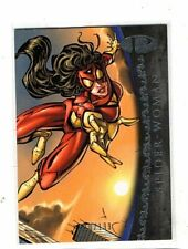 2012 Upper Deck Marvel Premier Spider-Woman Base Card #/199 Card #17