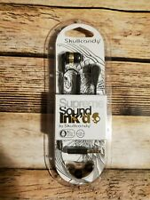 Skullcandy Super Sound Ink'd 2.0 IN-EAR Earbuds Headphones remote With MIC