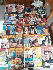 Flicks magazine x 30, collectable