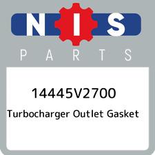 14445V2700 Nissan Turbocharger outlet gasket 14445V2700, New Genuine OEM Part