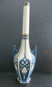METTLACH Villeroy and Boch Art Nouveau Jugendstil vase #2905