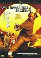 Once Upon A Time In China 4----Hong Kong RARE Kung Fu Martial Arts Action movie