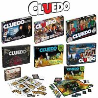 Cluedo games - Mystery games everyone loves!