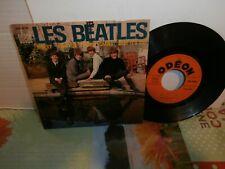 "les beatles""misery""ep7""fr.label:odeon:orange.soe 3778 biem de 1965"