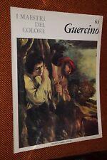 GUERCINO n. 63 1965  I MAESTRI DEL COLORE FABBRI L8 ^