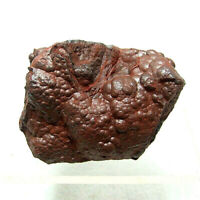 Kidney Ore Hematite Florence Mine Cumbria UK Mineral Specimen 135g 5.5cm