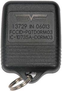 Ford 3 Button Keyless Entry Key Fob 315 MHZ