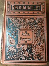 Redgauntlet: Vintage A Tale Of The Eighteenth Century Alta Ed.