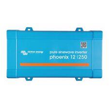 Convertisseur Phoenix 12/250VA. Victron Energy Pur Sinus. Sortie IEC. IP 21