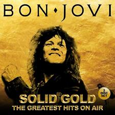 Bon Jovi  /  Solid Gold  Greatest Hits on Air   (CD)    ***Brand New***