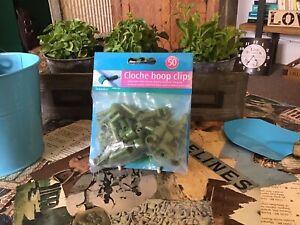 Botanico Cloche Hoop Clips