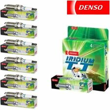 6 pcs Denso Iridium TT Spark Plugs 2014-2015 GMC Sierra 1500 4.3L V6 Kit Set