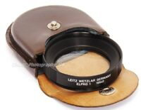 LEITZ 16541 Elpro 1 Summicron E55 55mm + 43.5mm Summicron 2/50 fit Close-Up Lens