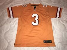 NEW Nike On Field NFL Tampa Bay Buccaneers #3 Jameis Winston Jersey Youth Large