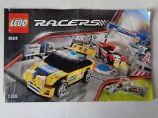 LEGO Instruction Notice RACERS Ice Rally (8124)