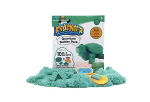Mad Mattr Quantum Builders Pack - 10oz, with Ultimate Brick Maker. Teal