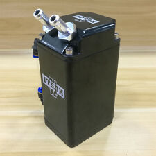 Engine Car Oil Reservoir Catch Can Tank Kit for Mitsubishi Pajero Triton Verada