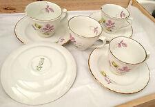 Vintage Retro Pontesa Castillian Toledo Ironstone Teapot Cups Saucers Plates