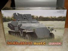 Dragon 1/35 Scale Sd.Kfz.251/17 Ausf.C - Factory Sealed
