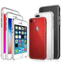 For iPhone SE 5 5S 6 6S 7 8 Plus X | Ringke [FUSION] Clear Protective Cover Case