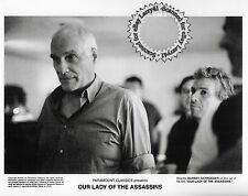 Lot of 2, Barbet Schroeder stills OUR LADY OF THE ASSASSINS (2000)Jaramillo,Ball