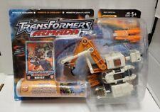 Hasbro Transformers Armada: HOIST With Refute Mini-Con Action Figure NEW