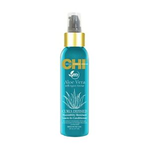 CHI Curls Defined Aloe Vera Leave-In Conditioner 6 oz / 177 ml with Agave nectar