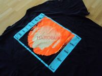 Original Nike Tennis Shirt T-Shirt Challenge Court Andre Agassi M NEU HOT Lava