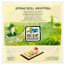 * Blue Dragon * Spring Roll Wrappers * Vietnamese Rice Paper Pancakes * 1 Pack