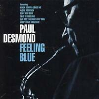 Paul Desmond : Feeling Blue CD (1996) ***NEW*** FREE Shipping, Save £s