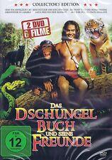 DOPPEL-DVD NEU/OVP - Das Dschungelbuch und seine Freunde - 6 Filme