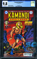 KAMANDI CHALLENGE #1 - FIRST PRINT - CGC 9.8 - SOLD OUT - FIRST ISSUE - DC COMIC