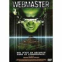 DVD ☆ WEBMASTER ☆ THOMAS BORCH NIELSEN ☆ OCCASION