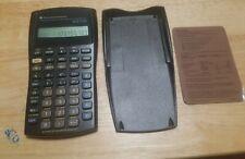 Texas Instruments BA II  W/Case Tested