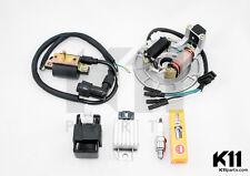 Lichtmaschine+CDI+Spannungsregler+Zündspule+Zündkerze Dirt Pit Cross Bike 125cc