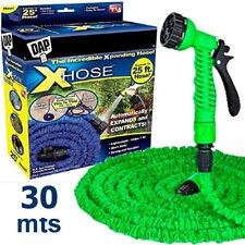 X HOSE Manguera extensible 30 mts Riego Jardin MAGIC HOSE Visto en TV