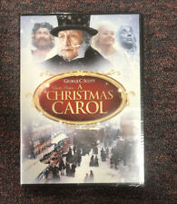 Charles Dickens' A Christmas Carol (DVD, 2014 20th Century Fox) George C Scott