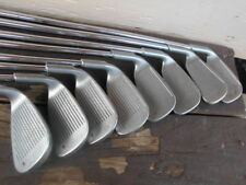 PING G-2 IRONS 3,4,5,6,7,8,9,PW w/STEEL SHAFTS BLUE DOTS + ANSER PUTTER