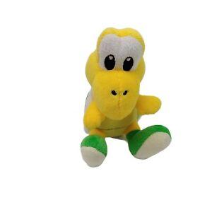 Nintendo  Koopa Troopa Turtle Super Mario Plush Soft Toy Washed Clean 16cm