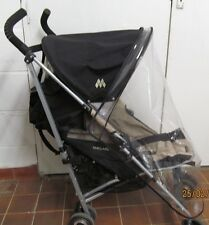 Brand New Rain Cover to fit the MACLAREN QUEST PUSHCHAIR 142Q