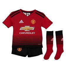 7c354365f 5-6 Years Manchester United Home Mini Kit 2018-19 Pogba 6 Mu19