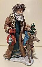 Duncan Royal - History of Santa Ii - Bavarian - Collectors Edition
