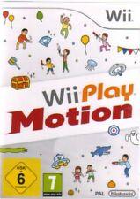 Nintendo Wii +Wii U PLAY MOTION 12 neue Party Spiele Deutsch GuterZust.