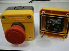 Telemecanique Emergency Stop Push Button N/C Switch,ZB2