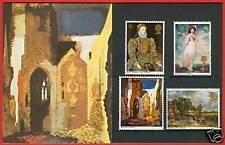 1968 British Paintings Presentation Pack