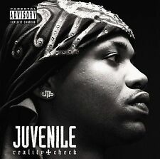 Juvenile: Reality Check New & Sealed  CD