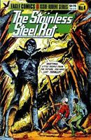 Stainless Steel Rat #4 Comic Book - Eagle Publications