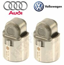 For Audi Q7 VW Touareg Pair Set Of Fuel Pump Push Rod Cam Followers Genuine