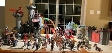 Lage PLAYMOBIL LOT  Knights Figures, Castle Pieces, Accessories. Non Smoking